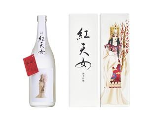 【6月再販予定】純米吟醸酒「紅天女」
