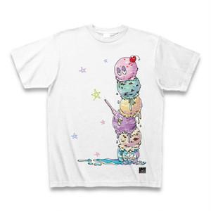 パステル Tシャツ
