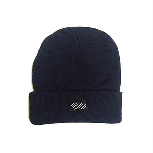 scar /////// BLOOD BEANIE (Navy)