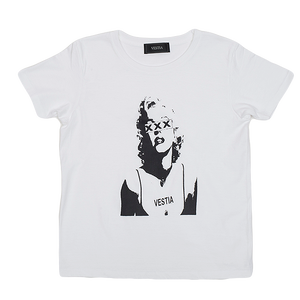 Marilyn Print  T-Shirt(Ladies)