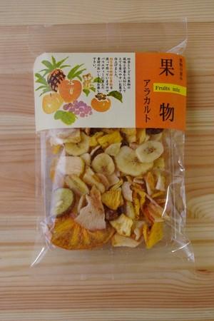 果物チップス(徳永製菓:広島)70g
