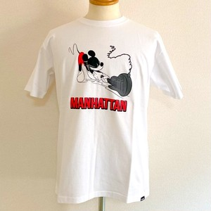 Disney / T-shirts MANHATTAN WHITE