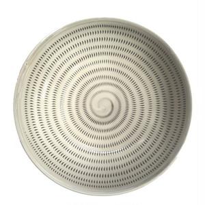 小石原焼 5.5寸鉢 中 トビカンナ 上鶴窯