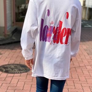 "PEN PUBLIC""larder""ロングスリーブTシャツ"
