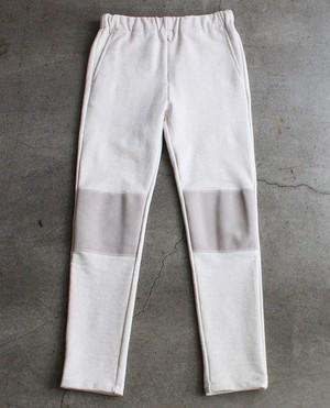 THE NERDYS / KNEEPAD SWEAT PANTS[OATMEAL]
