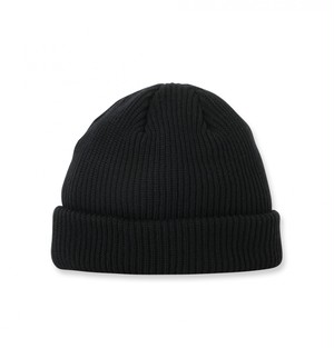 【SON OF THE CHEESE】Cash knit cap(BLACK)
