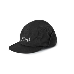 POLAR SKATE CO / FLAP CAP -BLACK-