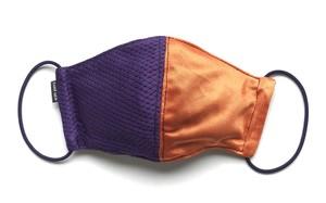 【デザイナーズマスク 吸水速乾COOLMAX使用 日本製】SPORTS MIX MASK CTMR 0914007
