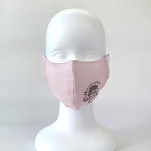 QXQX コットンマスク/花ドロボー【1000120446】