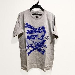 """""""kamome kamome"""" × """"27"""" バンドTシャツ (Mサイズ) designed by 27(ニーナナ)"""