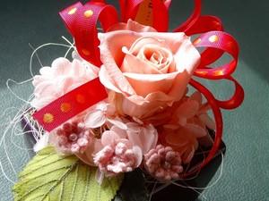 one rose/PINK