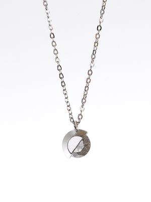 [ネックレス] core necklace / Round