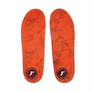 FP INSOLES KING FORM ORTHOTICS ORANGE CAMO
