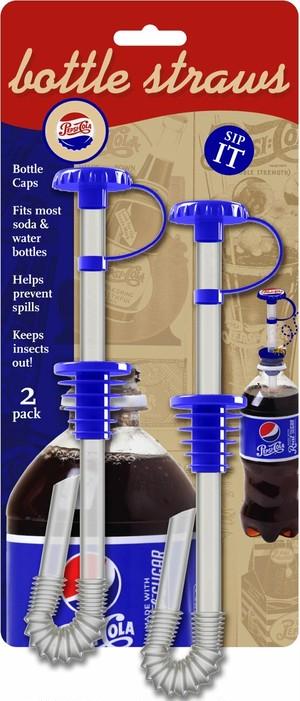 bottle straws ボトルストロー (2本組)