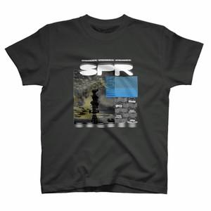 SPiCE Lab mole オリジナルTシャツ(黒)