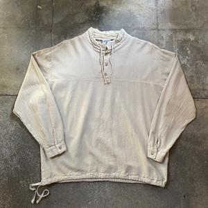 90s Stand Collar Shirt / USA