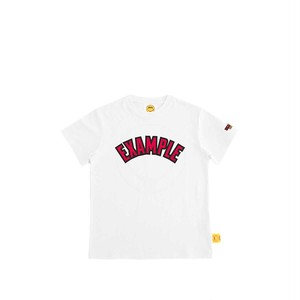 EXAMPLY by EXAMPLE EXAMPLY TEE for KIDS / WHITE
