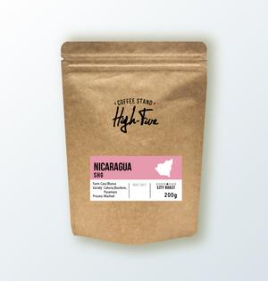 珈琲豆200g/ニカラグア カサブランカ農園 ウォッシュト