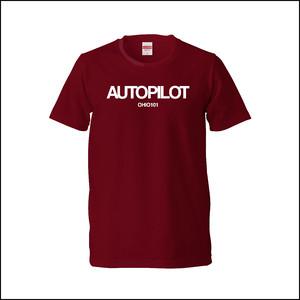 AUTOPILOT burgundy × white