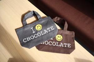 I 【smile 】chocolate ミニトート