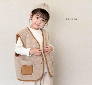«先行予約割引» La camel autumn vest オータムベスト