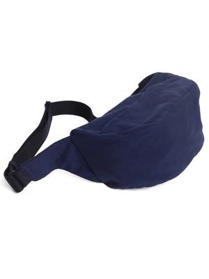 Fabric waist bag 'demi cercle' DC ボディバッグ 171ABG11 DC