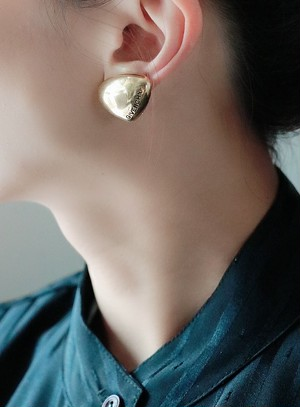 Givenchy golden earrings