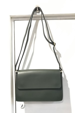 LAURA DI MAGGIO Shoulder Bag / Made in Italy [B-428]