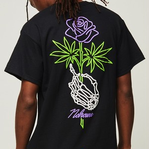 "NoHOURS""FOREVER ROSE TEE"""