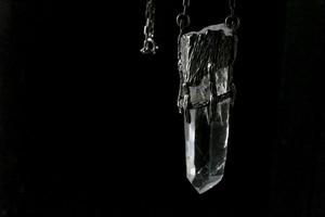 Cage crystal pendulum 【 Ⅰ 】