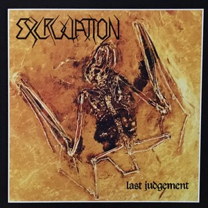 "EXCRUCIATION ""Last Judgement + Demos Official CD"""