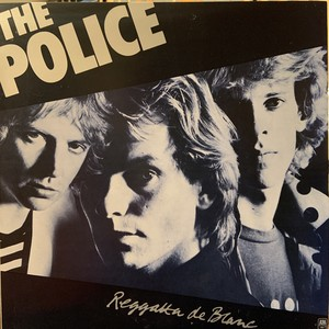【LP】THE POLICE/Reggatta De Blanc