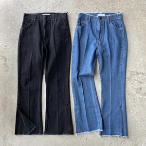 PHEENY - Vintage denim flared pants