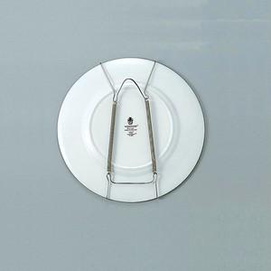 お皿壁掛け用針金 エリアプレートハンガー 【S/S】【M/S】【L/M】 ワイヤー 絵皿 タイガークラウン