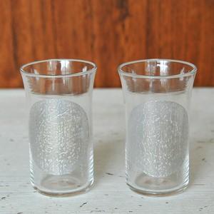 アキノヨーコ 冷酒グラス