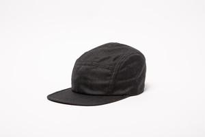 HERRINGBONE NYLON CAMP CAP