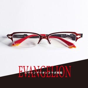 EVANGELION メガネ/2号機