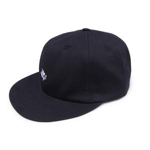 MAGENTA PLANT 6P CAP BLACK マゼンタ キャップ