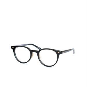 EnaLloid:エナロイド 《No.33 Fa(A) Col.001》眼鏡 ボストン