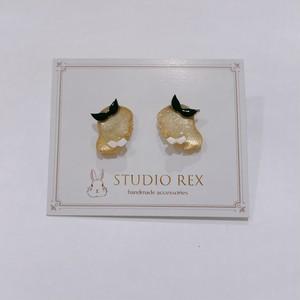 STUDIO REX「不思議の国のアリス【アリスシルエット】ピアス&イヤリング」(新宿店)