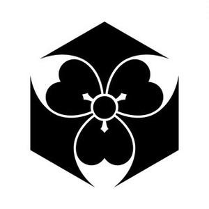 六角形太剣片喰(1) 高解像度画像セット
