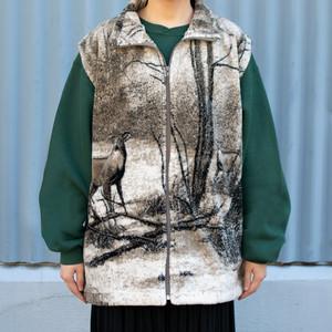 Boa Fleece Vest