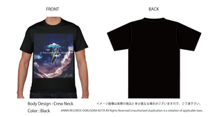 ②オリジナルT-shirt 単品「In This Corner of the World / GRATEC MOUR」 Design OKUSORA KEITA
