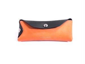 PEN case 《début》A:orange