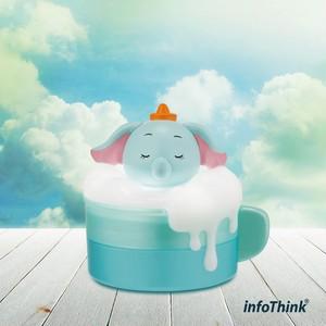 InfoThink Disney ディズニー 小物入れ付ランプ ダンボ