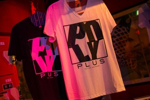 POLYPLUS × mellow POLYPLUS THE 1st ANNIVERSARY TEE
