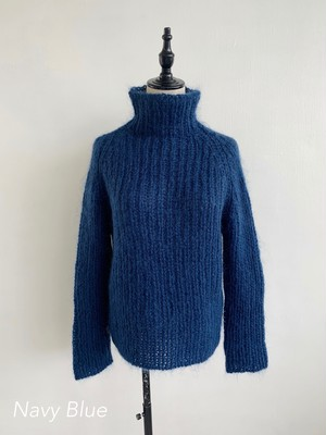 Bilitis dix-sept ans  Mohair High Neck