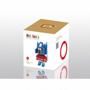 LOZ 9335 ダイヤモンドブロックス オプティマス・プライム / Diamond blocks Optimus Prime 1個/170pcs