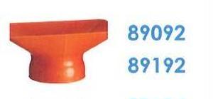 """89092 吸引フレキシブルチューブ 6""""長方形ノズル"""