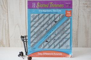 予約制 Cleary  Perfect Slotted Trimmers インチサイズ